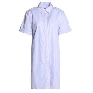 Equipment Femme pin striped Button Down Dress